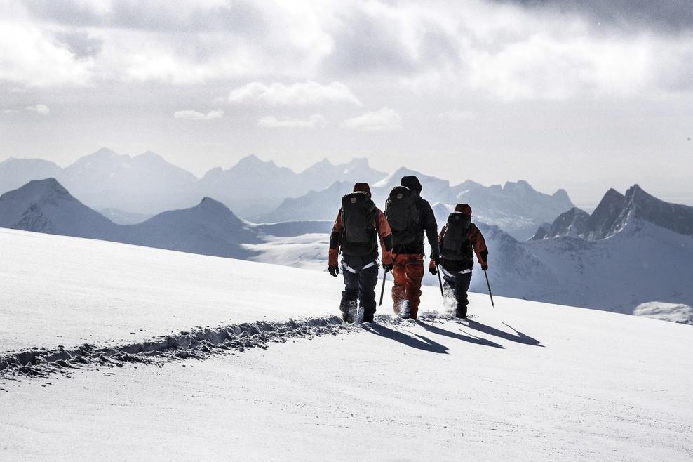 a037eb2f10 PR Fjällräven Bergtagen – kolekcia do vysokých hôr V kolekcii jeseň zima  2017 se Fjällräven vracia tam