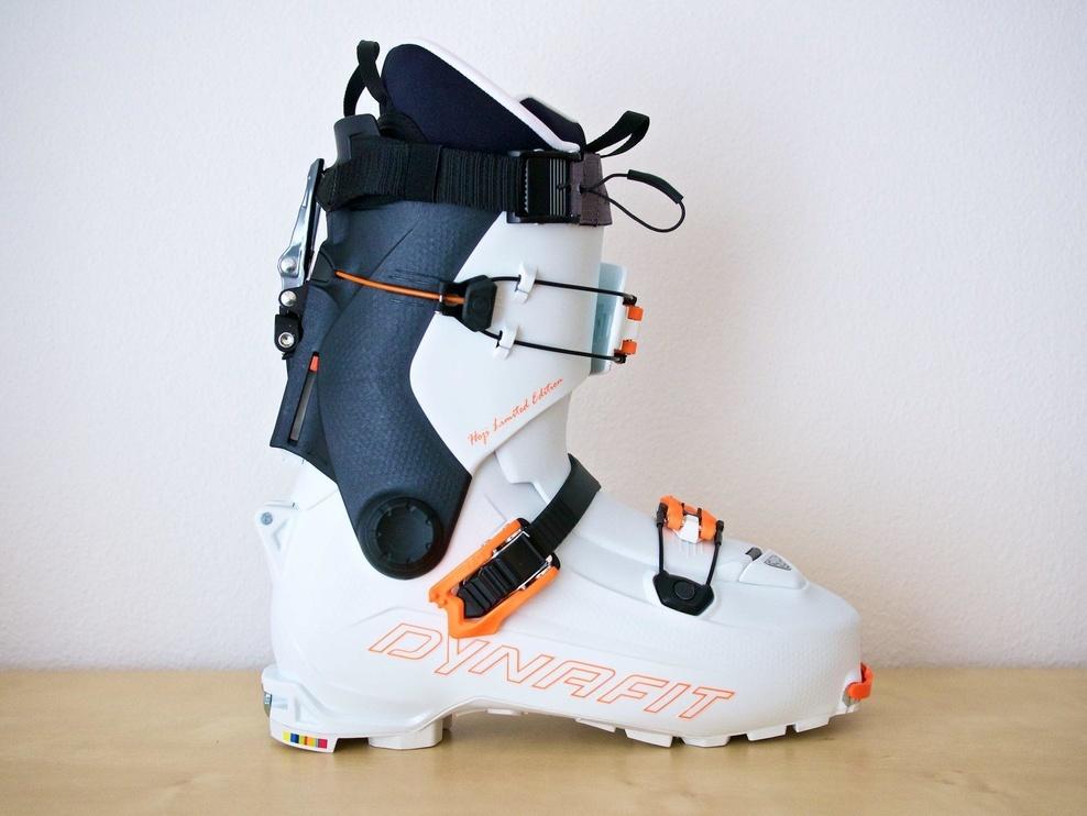 Recenzia Dynafit HOJI – ľahké lyžiarky na skialp aj freeride Ľahké c88c2ec11b8