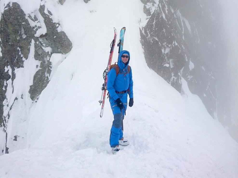 6b21c0fde7 Test Fjällräven Keb Touring – bunda a nohavice pre skitouring Set softshell  oblečenia je určený pre ľahšiu formu skialpu – tzv. skitouring – alebo  turistiku ...