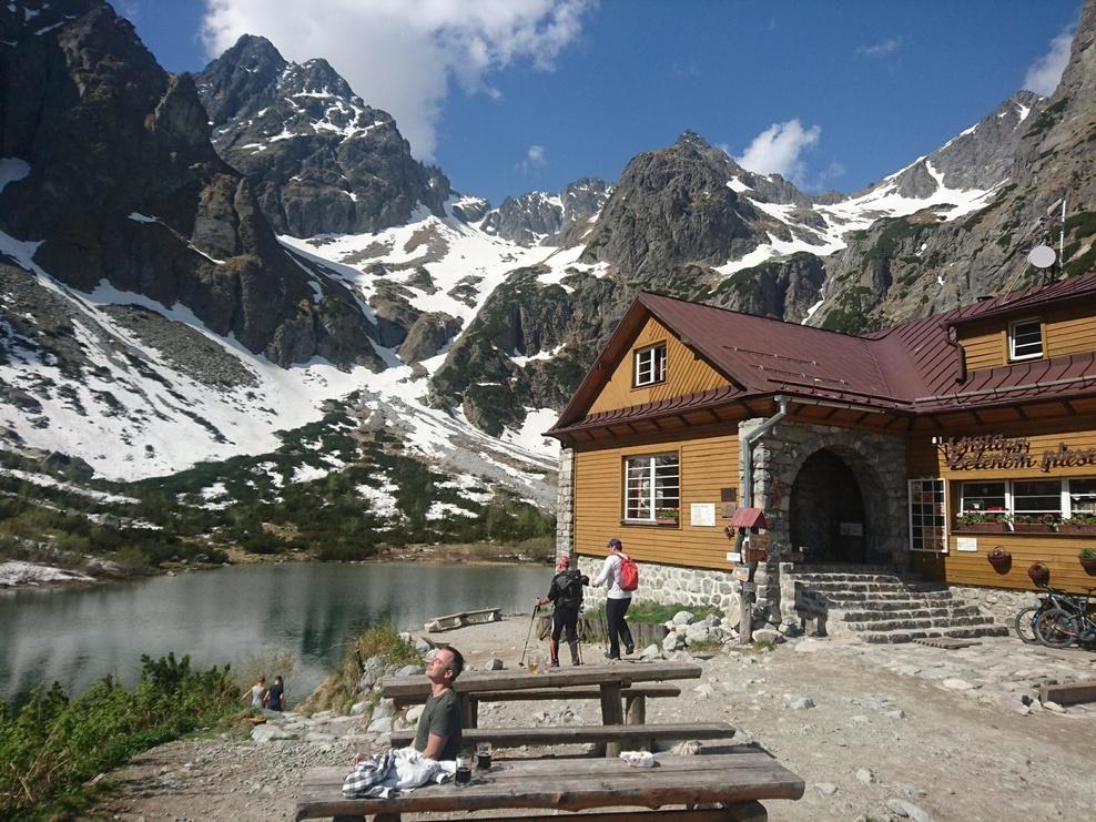 bcee2622d6 Správa Rokovania o novom návštevnom poriadku pre TANAP prebiehajú O desať  dní začína nová letná sezóna v Tatranskom národnom parku (TANAP)